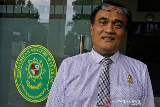 Putusan dua terdakwa kasus suap Imigrasi Mataram berstatus inkrah
