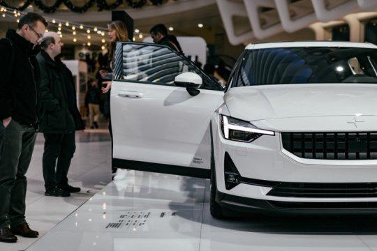 Polestar hadirkan mobil listrik 1K untuk kejuaran Roborace