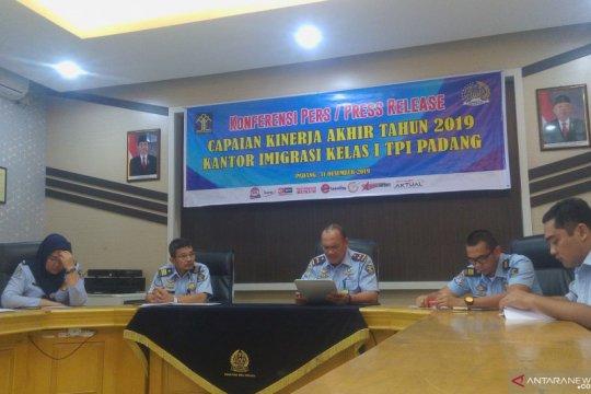 Imigrasi Padang tolak kedatangan 22 WNA melalui BIM