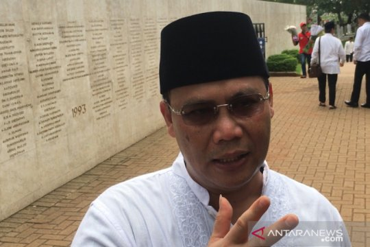 "Basarah: Dua stafsus Presiden mundur, hindari ""abuse of power"""