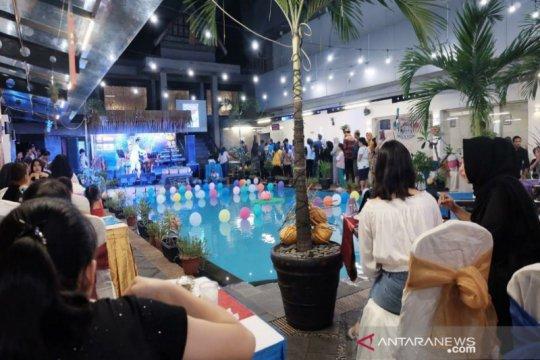 Tingkat hunian kamar hotel saat malam tahun baru di Medan 70 persen