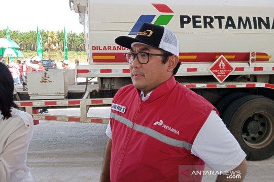Pertamina: Pembangunan SPBU di Tol Trans-Sumatera selesai Maret 2020
