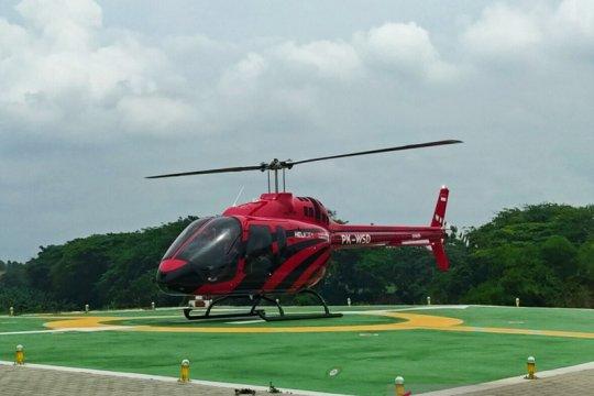 Tahun baruan ke Anyer atau Bandung naik helikopter, berapa ongkosnya?