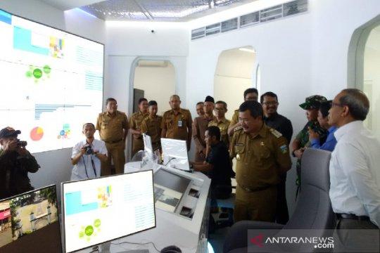 Pemkab Garut aplikasikan Command Center layanan informasi digital