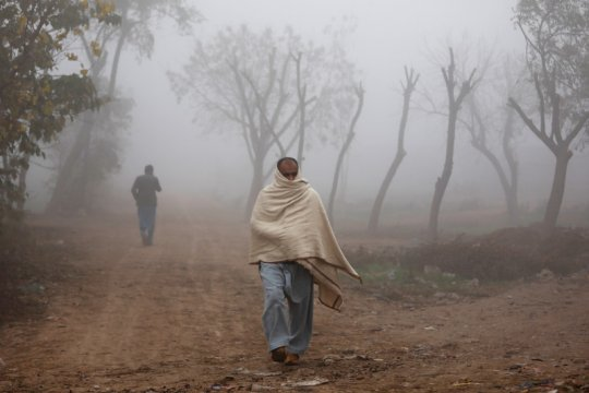 Polisi Pakistan tangkap pembunuh dua gadis yang mencium pria