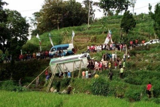 Angka kecelakaan di Kabupaten Magetan meningkat pada 2019