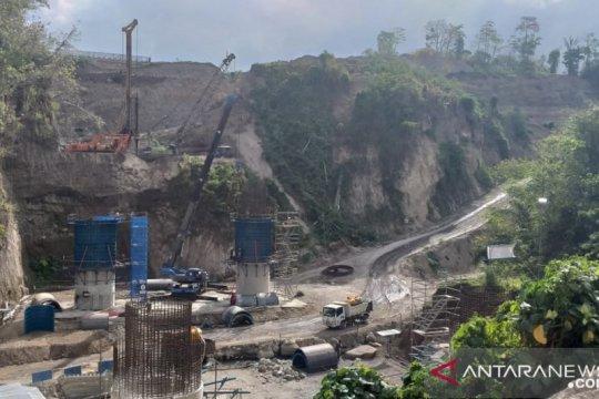 Pembebasan lahan ganjal pekerjaan Tol Manado-Bitung