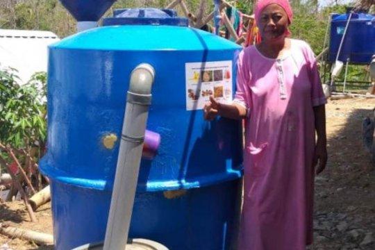 11 unit toren biogas dihibahkan FTUI bagi warga korban tsunami Banten