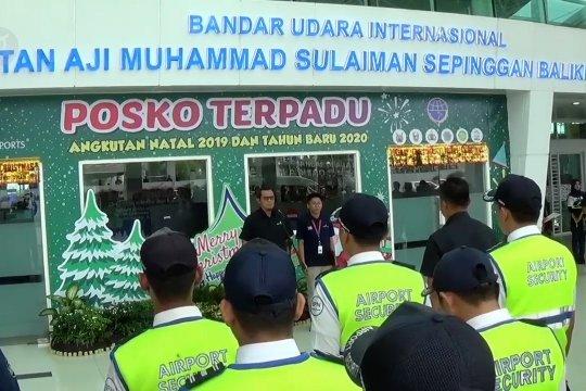 Bandara SAMS Balikpapapan pastikan kelancaran mudik Nataru