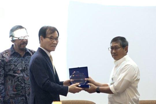Indonesia gandeng Korsel kerja sama manajemen proyek konstruksi