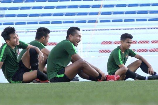 Menengok kesiapan para pemain Timnas U-22 di Filipina