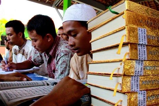 Pendidikan pesantren untuk napi di Lapas Indramayu
