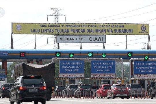 Sambut Tahun Baru, jalur Puncak-Bogor berlakukan Car Free Night