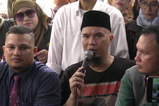 Bebas, Ahmad Dhani sebut penjara anugerah luar biasa