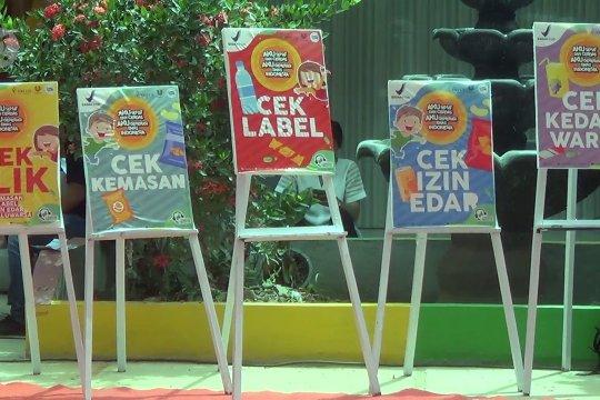 BPOM ajari anak pilih produk kemasan yang aman
