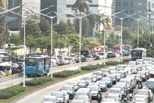 Jakarta akan terapkan jalan berbayar pada 2020