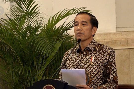 Jokowi ajak KOWANI banjiri medsos dengan narasi positif