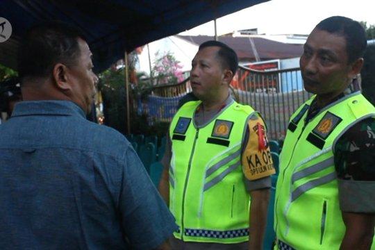 Kapolda Malut dan Danrem 152 Babullah patroli jelang Natal