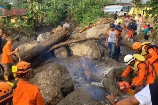 Pemerintah berencana akan relokasi warga korban banjir bandang Kulawi