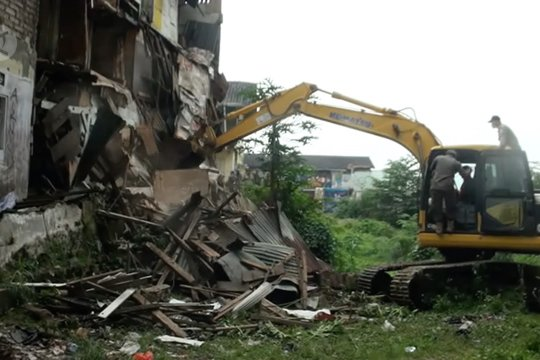 Pemkot Bandung tertibkan aset di Tamansari
