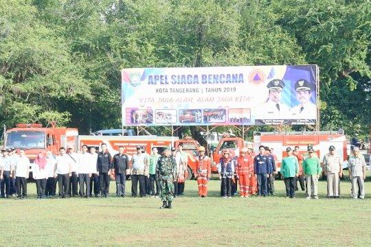 Pemkot Tangerang gelar pasukan antisipasi bencana