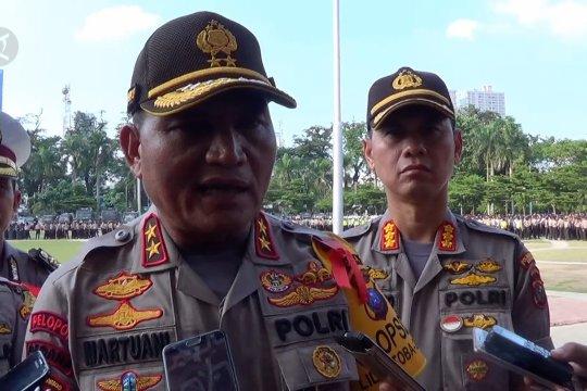 Polda Sumut antisipasi ancaman teroris selama Natal dan tahun baru
