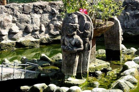 Empat arca di PG kedawoeng diduga peninggalan Majapahit
