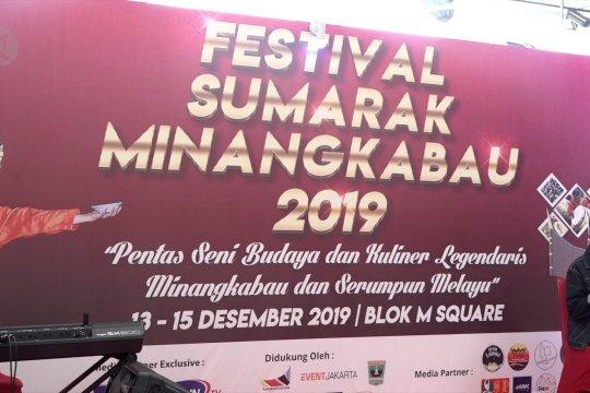 Menjaga kuliner dan kebudayaan Minang melalui festival