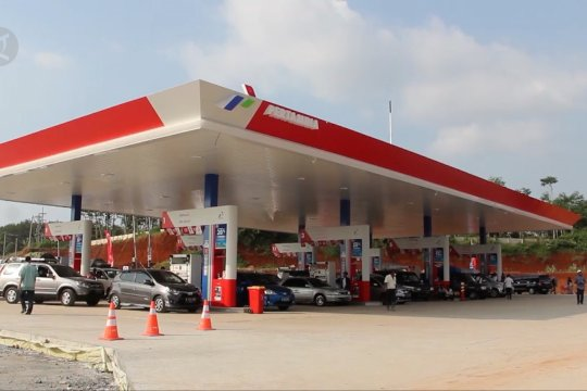 Libur Nataru, Pertamina tambah pasokan BBM di Jateng dan DIY
