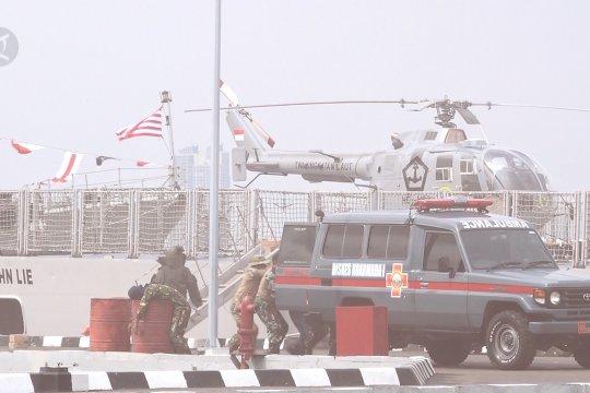 Koarmada I tingkatkan keamanan perairan barat Indonesia