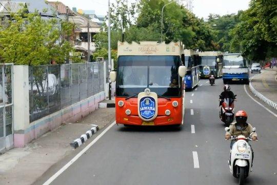 Pemkot Tanggerang ajak peserta APEKSI naik bus JAWARA