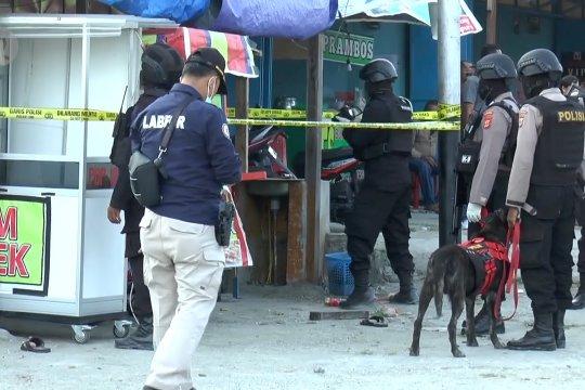 Polisi  tangkap seorang tersangka teroris di Jayapura