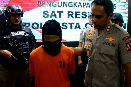 Polresta Cirebon tangkap pelaku asusila anak