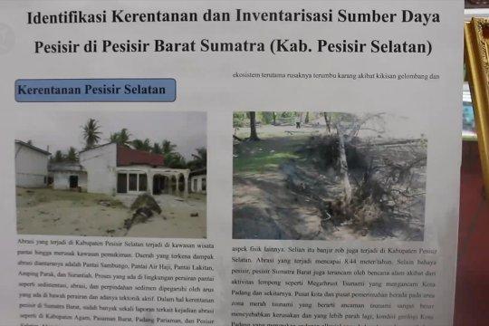 Selain gempa dan tsunami, Sumbar rentan likuefaksi