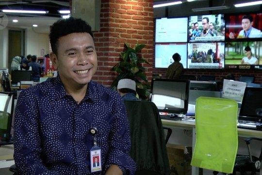 Main 20 pertanyaan jawab cepat bareng Stafsus Jokowi-Billy Mambrasar