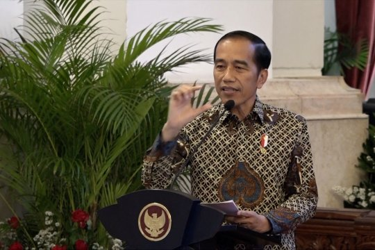 Presiden Jokowi minta setiap kebijakan amalkan nilai Pancasila