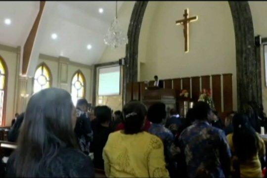 Ibadah misa Natal di Maluku hadirkan damai untuk Indonesia