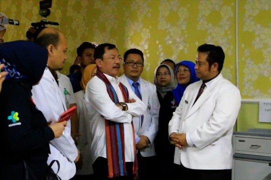 Menkes cek teknologi kesehatan wisata medis RSUD Provinsi NTB