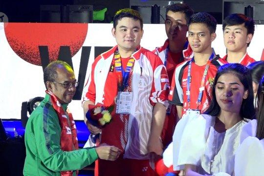 Meski hanya perak, Asosiasi ESport apresiasi penampilan Tim Indonesia