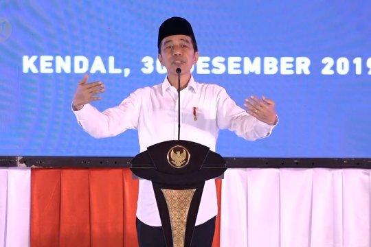 Presiden Jokowi resmikan BLK Komunitas se Indonesia