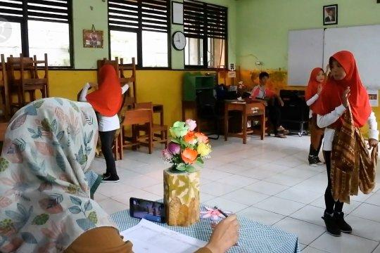 Siswa SD belajar sportif di Lomba Terpadu Siswa Tangerang