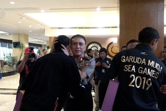 Timnas sepak bola U-22 resmi dipulangkan ke klub