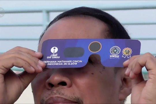 UMSU siap pecahkan rekor MURI sambut gerhana matahari cincin