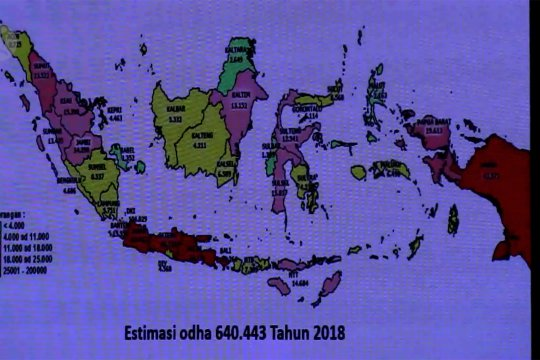 Indonesia terancam darurat HIV/Aids