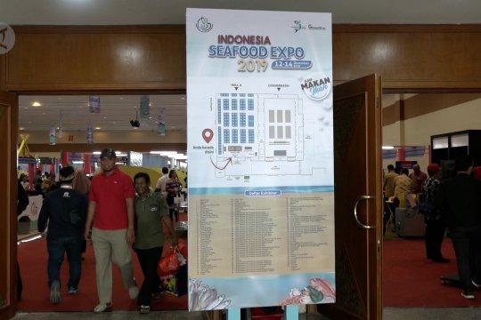 KKP gelar Indonesia seafood expo 2019 sambut hari ikan nasional