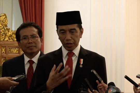 Alasan Presiden Jokowi tunjuk kelima Dewas KPK