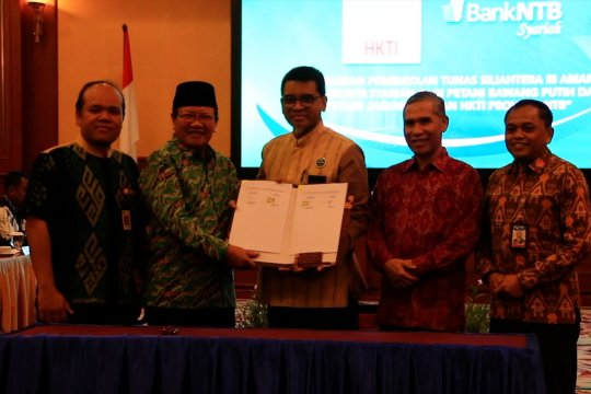 Bantu petani, Bank NTB Syariah targetkan transaksi Rp500 miliar