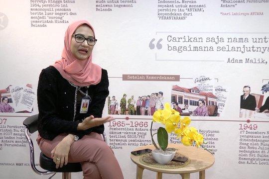 Hal tak terduga yang terjadi saat Angkie meeting pertama dengan Presiden Jokowi