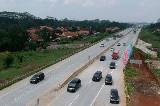 Sistem one way berlaku di ruas tol Batang