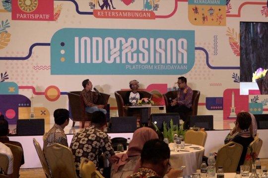 Tampung festival budaya, Kemdikbud teruskan Platform Indonesiana